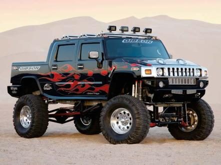 customhummerh2sut